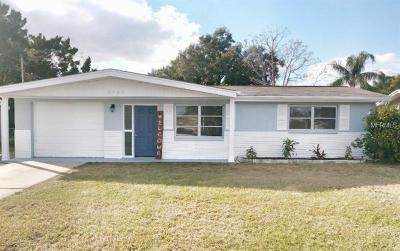 Port Richey Single Family Home For Sale: 8923 Harvey Lane