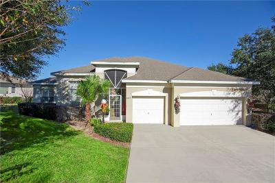 Clermont Single Family Home For Sale: 8647 Spyglass Loop