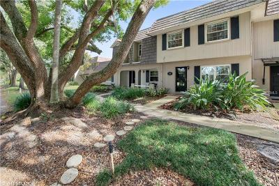 Orlando Townhouse For Sale: 3123 Eagle Boulevard #F