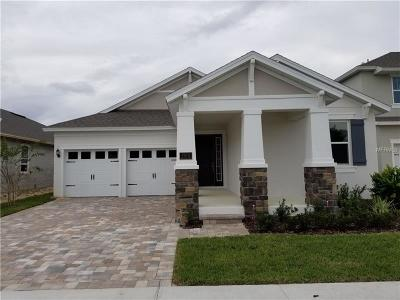 Winter Garden Rental For Rent: 7573 Mandarin Grove Way