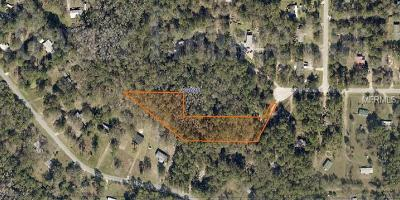 Lakeland Residential Lots & Land For Sale: 1754 Country Woods Dr