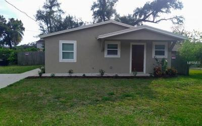 Hillsborough County Single Family Home For Sale: 1709 E Frierson Avenue