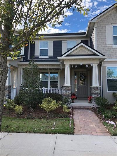Orlando Townhouse For Sale: 8514 Dufferin Lane