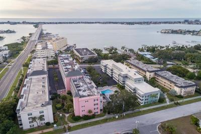 Belleair Bluffs Condo For Sale: 155 Bluff View Drive #101