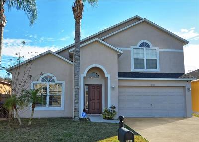 Orlando Single Family Home For Sale: 10926 Leader Lane