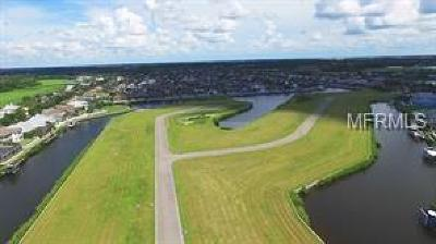 Apollo Beach Residential Lots & Land For Sale: 809 Manns Harbor Drive