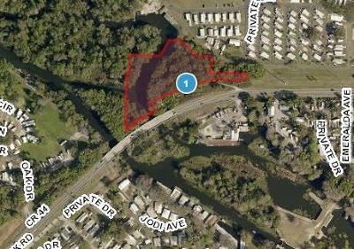 Leesburg Residential Lots & Land For Sale: Cr 44