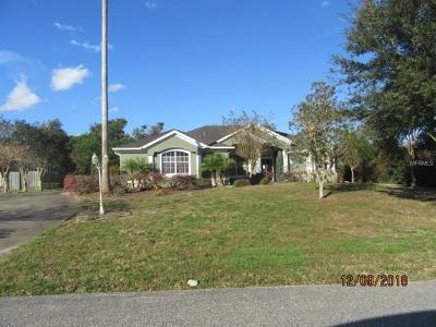 Debary Single Family Home For Sale: 381 Glen Abbey Lane