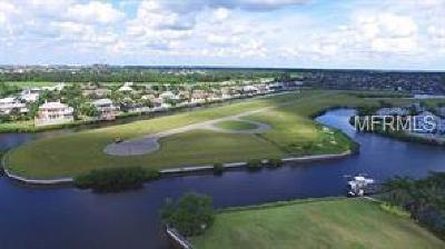 Apollo Beach Residential Lots & Land For Sale: 850 Manns Harbor Drive