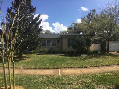 Orlando Single Family Home For Sale: 2417 Reading Drive