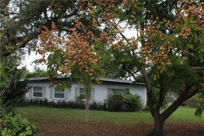 Mount Dora FL Single Family Home For Sale: $100,000