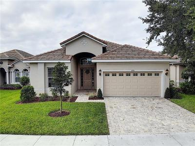 Debary Single Family Home For Sale: 656 Newhall Lane