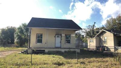 Orlando Single Family Home For Sale: 714 20th Street