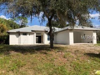 Single Family Home For Sale: 440 Adalia Terrace