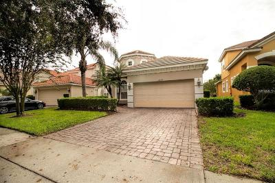 Vizcaya Single Family Home For Sale: 8424 Via Bella Notte