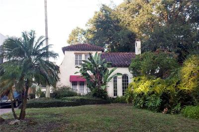 Orlando Single Family Home For Sale: 1318 Eastin Avenue