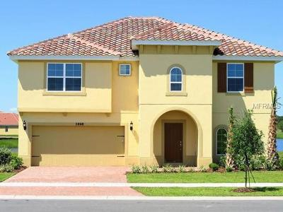 Kissimmee Single Family Home For Sale: 3808 Carrick Bend Drive