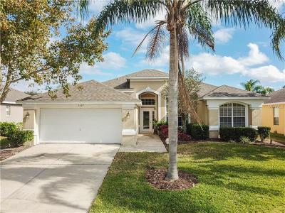 Kissimmee Single Family Home For Sale: 3107 Hanging Moss Circle