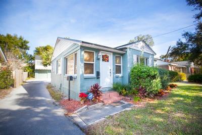 Orlando Single Family Home For Sale: 1227 E Livingston Street