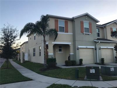 Kissimmee Townhouse For Sale: 5100 Adelaide Drive