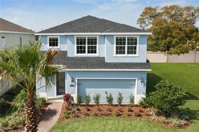 Riverveiw, Riverview, Riverview/tampa Single Family Home For Sale: 11312 Emerald Shore Drive