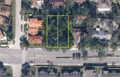 Altamonte Springs Residential Lots & Land For Sale: W Central Parkway
