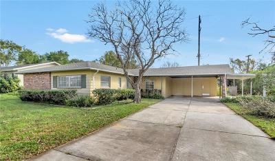 Altamonte Springs Single Family Home For Sale: 624 Pershing Drive
