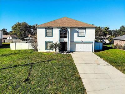 Deltona Single Family Home For Sale: 366 Alexander Avenue
