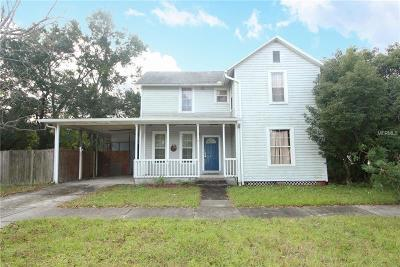 Sanford Single Family Home For Sale: 417 W 6th Street