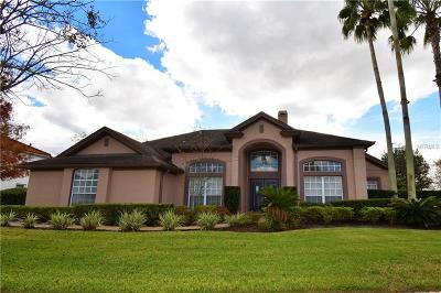 Winter Park Single Family Home For Sale: 5305 Cypress Reserve Place