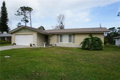Daytona Single Family Home For Sale: 1309 Golfview Drive
