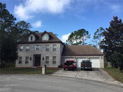 Ormond Beach Single Family Home For Sale: 17 Prairieview Lane