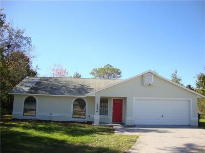 Volusia County Rental For Rent: 2330 Chastain Avenue