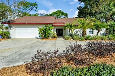 Tampa Single Family Home For Sale: 4303 Middle Lake Drive