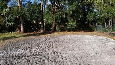 Sanford Residential Lots & Land For Sale: 1210 W 9th Street