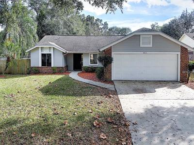 Apopka Single Family Home For Sale: 811 Lake Jackson Circle