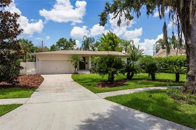Winter Park Single Family Home For Sale: 1601 Hibiscus Avenue