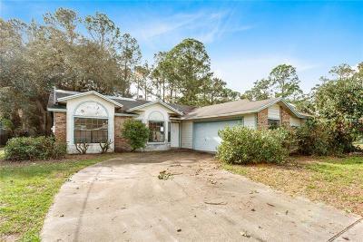 Deltona Single Family Home For Sale: 2299 Whitehorse Street
