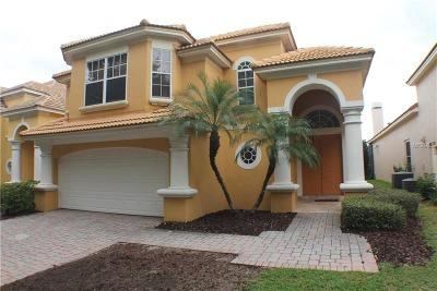 Orlando Single Family Home For Sale: 8412 Saint Marino Boulevard