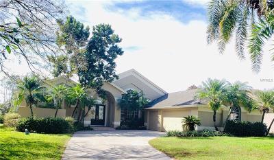 Single Family Home For Sale: 6639 Hidden Beach Circle