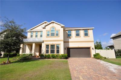 Seminole County Single Family Home For Sale: 324 Tuska Reserve Cove