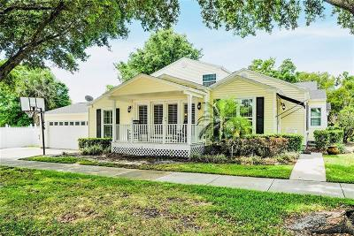 Orlando Single Family Home For Sale: 1302 W Smith Street