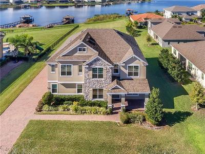 Single Family Home For Sale: 16166 Johns Lake Overlook Drive