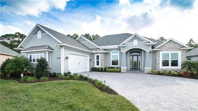 New Smyrna Beach Single Family Home For Sale: 3202 Modena Way