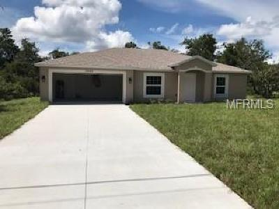 Volusia County Single Family Home For Sale: 3062 Yorkshire Drive