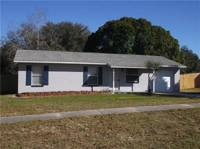 Apopka Single Family Home For Sale: 6327 Oren Court