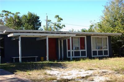 Single Family Home For Sale: 5804 Ridgeway Drive