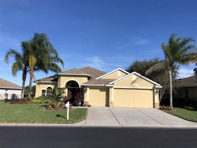 New Port Richey Single Family Home For Sale: 2102 Tarragon Lane