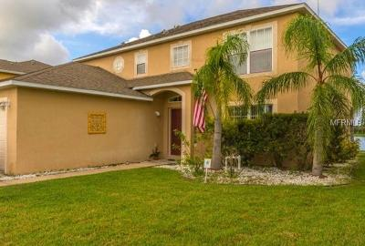 Palm Bay Single Family Home For Sale: 1965 Snapdragon Drive NW