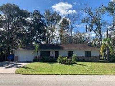Edgewater Single Family Home For Sale: 2704 Woodland Drive